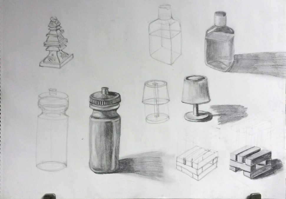 Drawing 1 - Object Structure