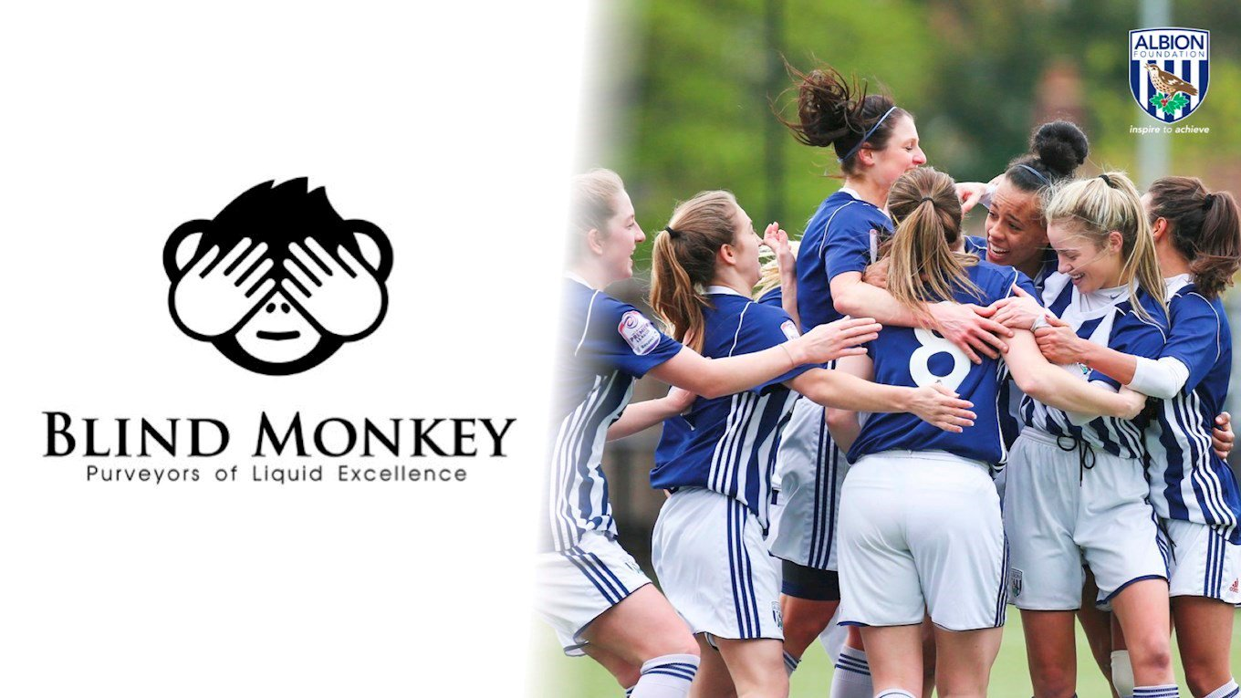 Blind Monkey Sponsors WBA Ladies