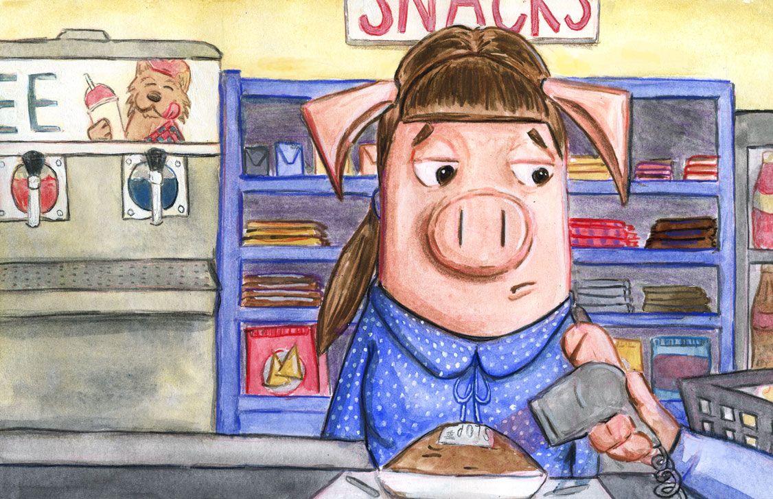 Piggy Market 2