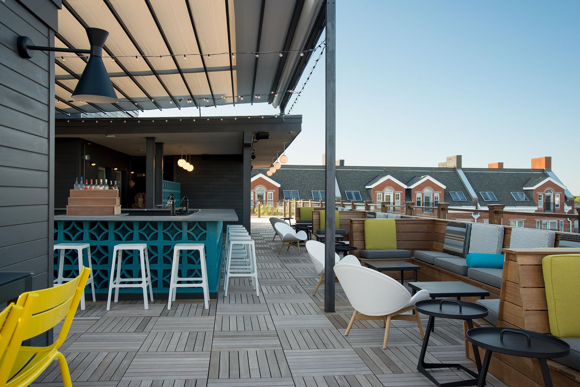 The Roof Salem Rooftop Bar Restaurant