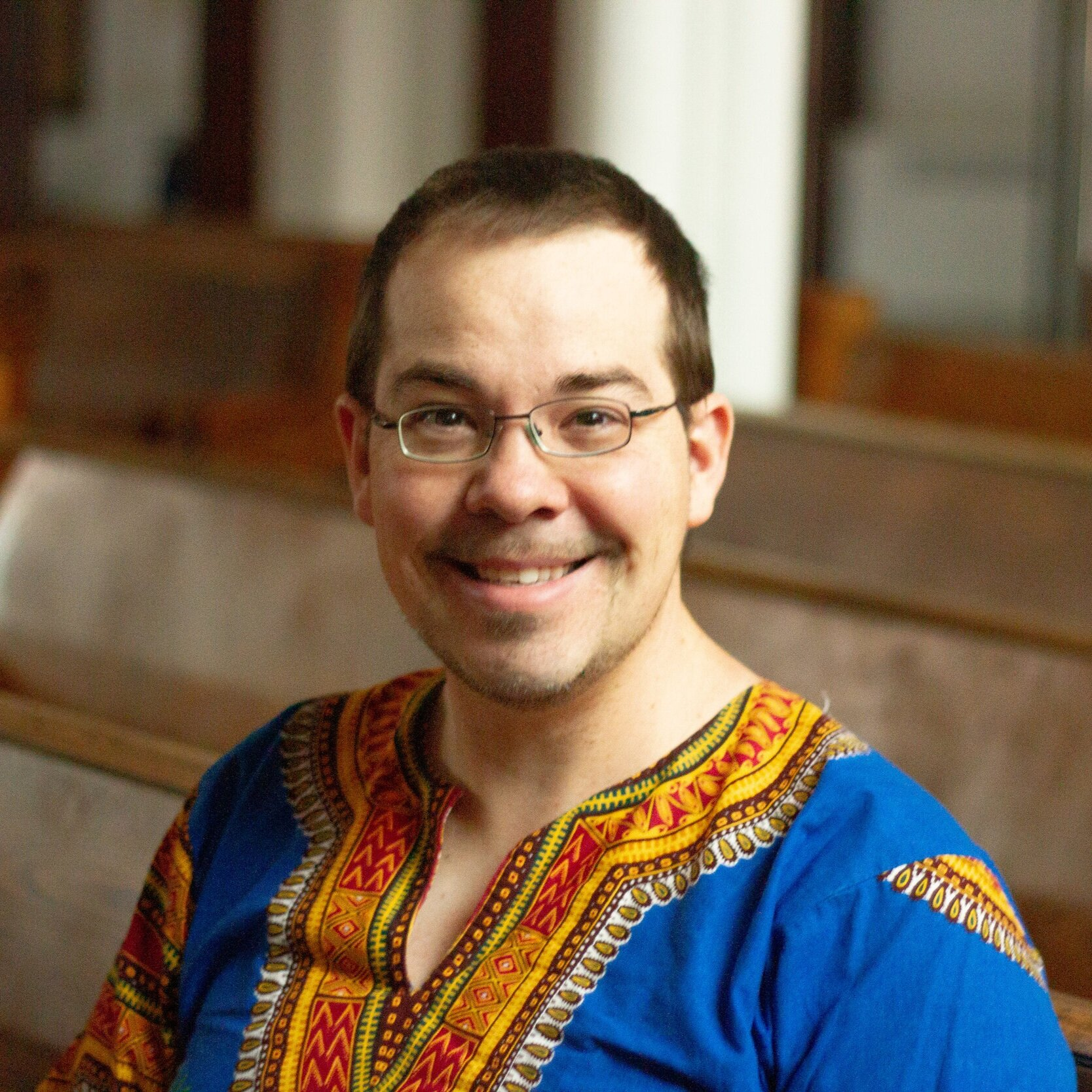 Colin McCordic  Interim International Ministries Director  colin@knoxtoronto.org