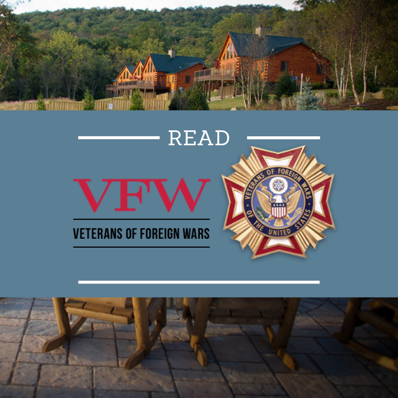 Boulder Crest Retreat was featured in VFW Magazine in August 2017. They highlighted how our signature programs help veterans move forward after experiencing trauma and thrive.   Read more here…