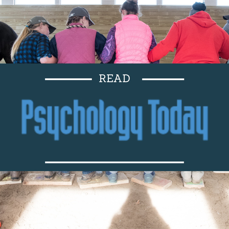 Psychology Today highlighted BCR and how veterans are now finding their way home through the concept of Posttraumatic Growth and that the same skills forged in battle can help you thrive.   Read more here…