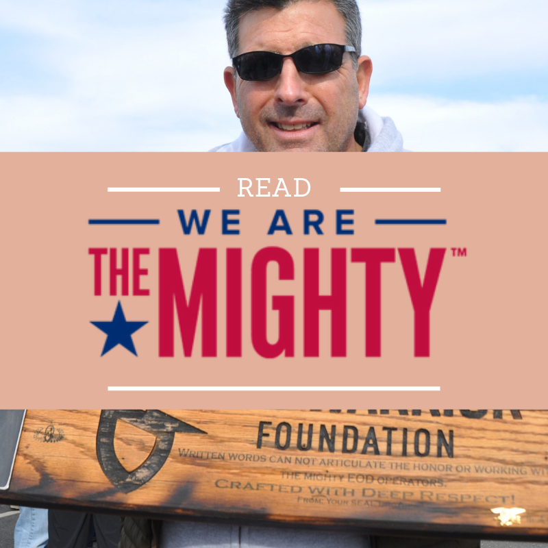 Each year The MIghty highlights 25 veterans who are making a difference. Our Founder and Chairman Ken Falke was ranked #9 of Veterans to watch in 2017! Check out who else made the list.   Read more here…