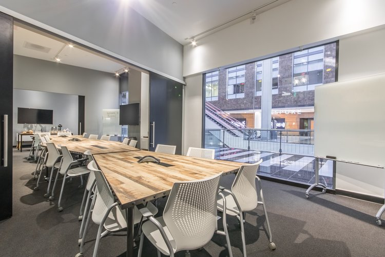 Conference Rooms - Meeting rooms for 2 – 22, conveniently located in the heart of San Francisco.Save 20% conference room rentals.