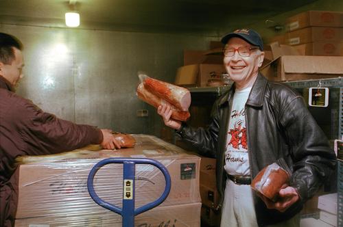 Kim Huynh and Hobbs Shore © LEA SUZUKI/San Francisco Chronicle/Corbis