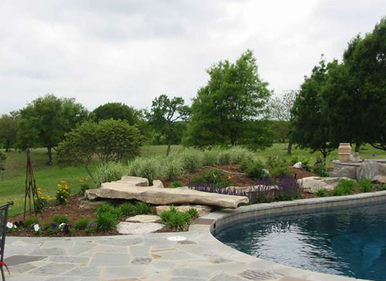 Landscape Design & Build - After