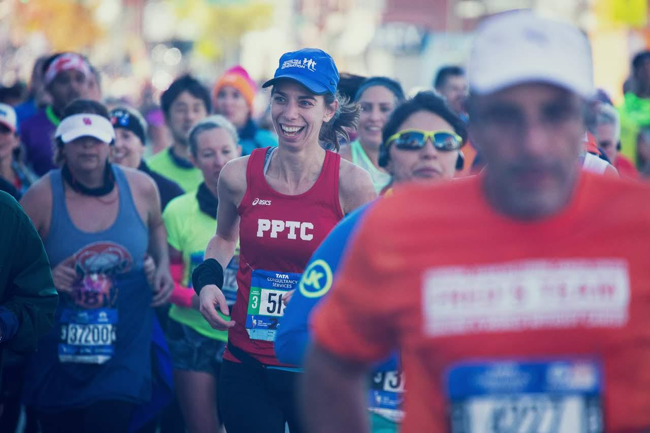 Mile 7 - PPTC Cheer Zone