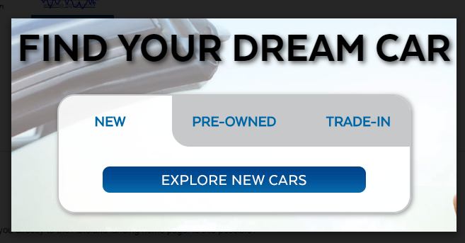 Find Your Dream Car