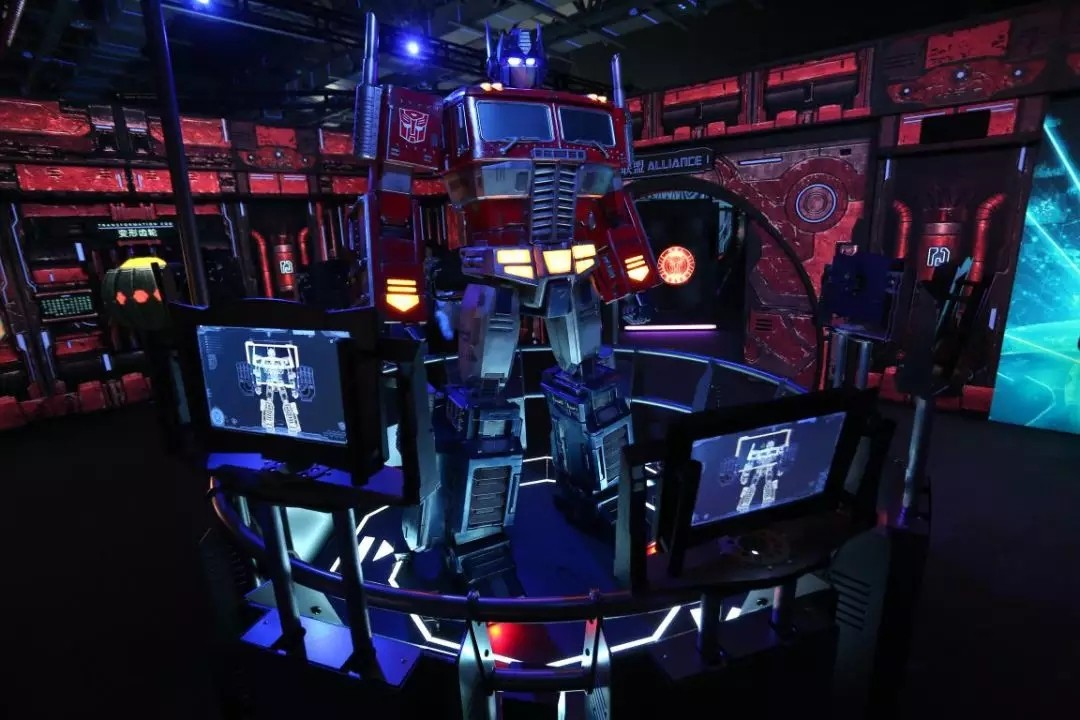 Transformers X-Ray