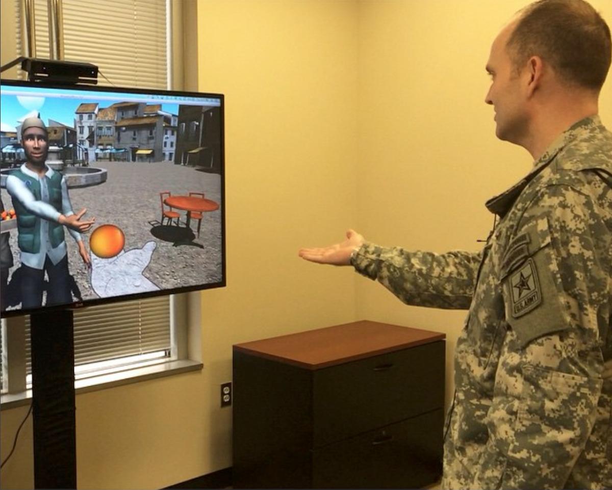 Social Skills AI system for DARPA
