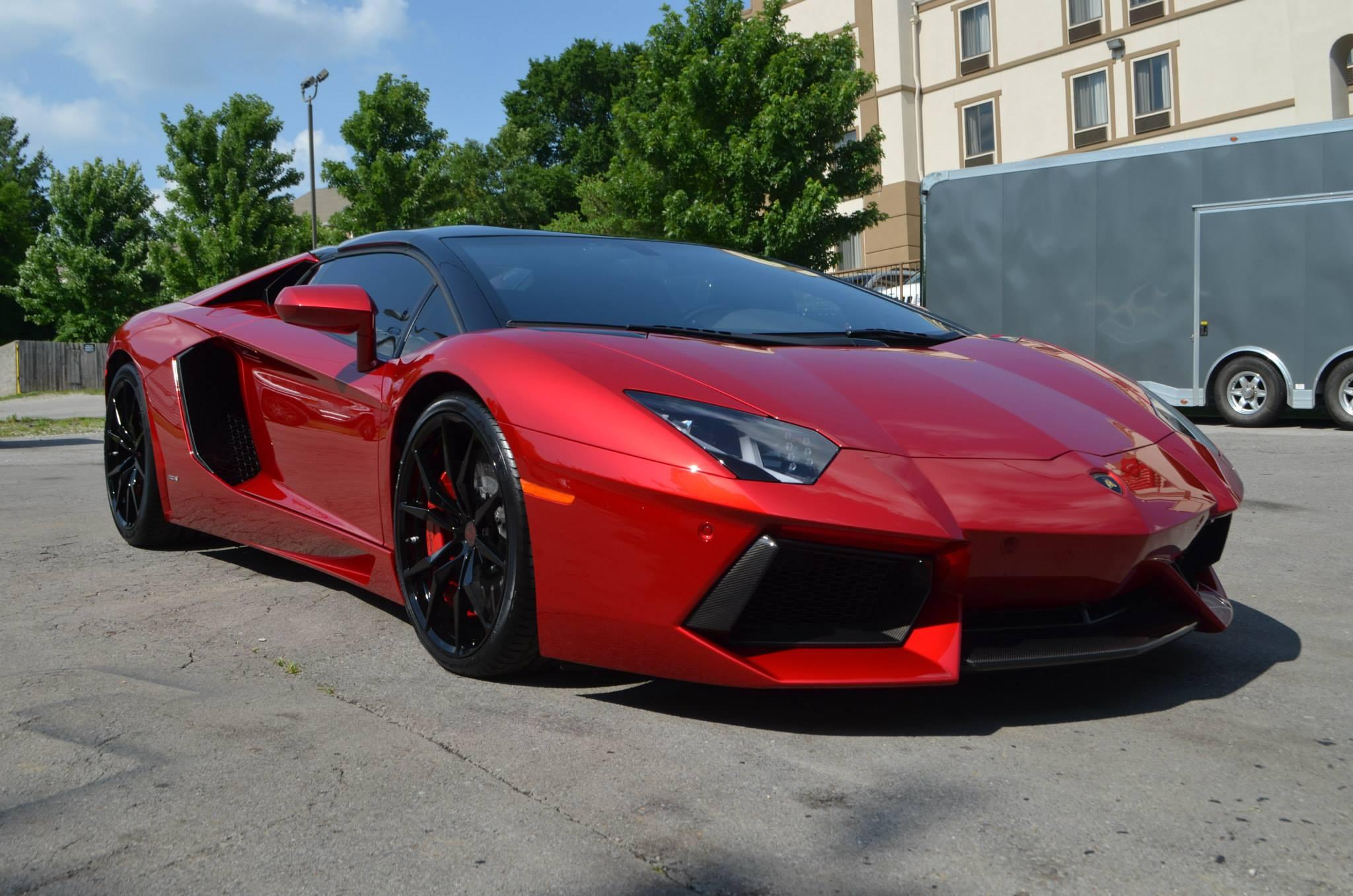 Lamborghini Aventador Coupe: CQ FINEST Reserve
