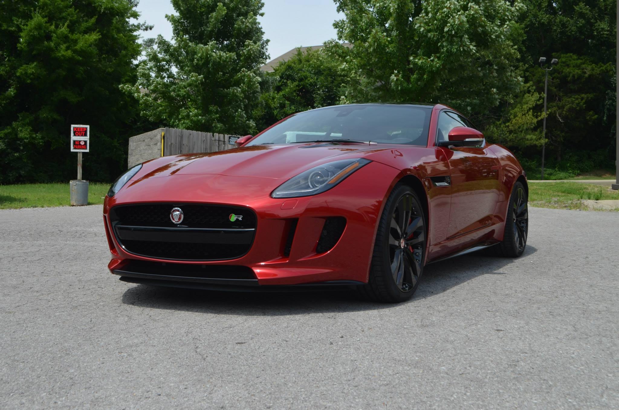 Jaguar F-Type R: Track Pack PPF, CQ FINEST Reserve