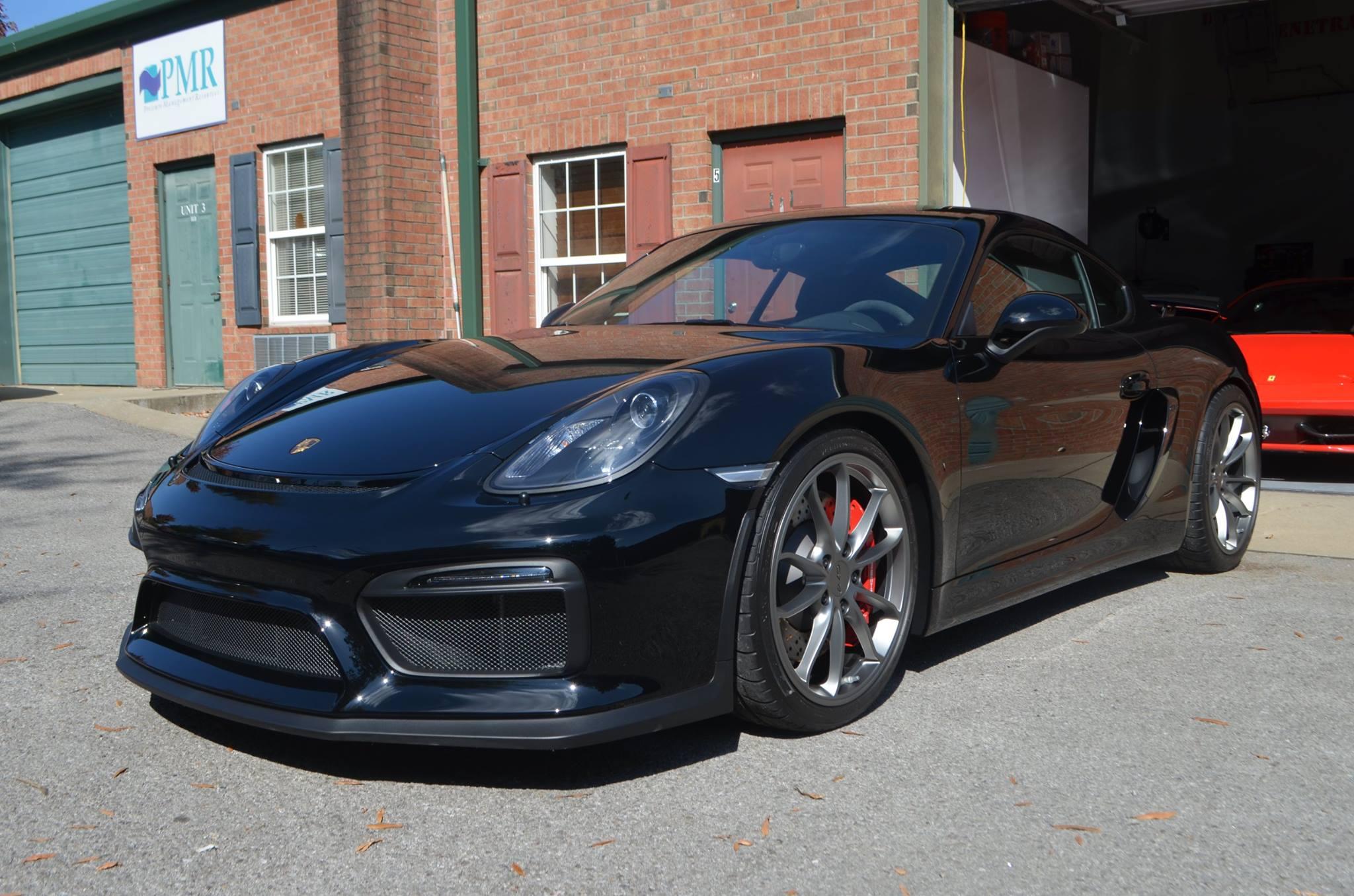 Porsche Cayman GT4: Track Pack, CQ FINEST Reserve