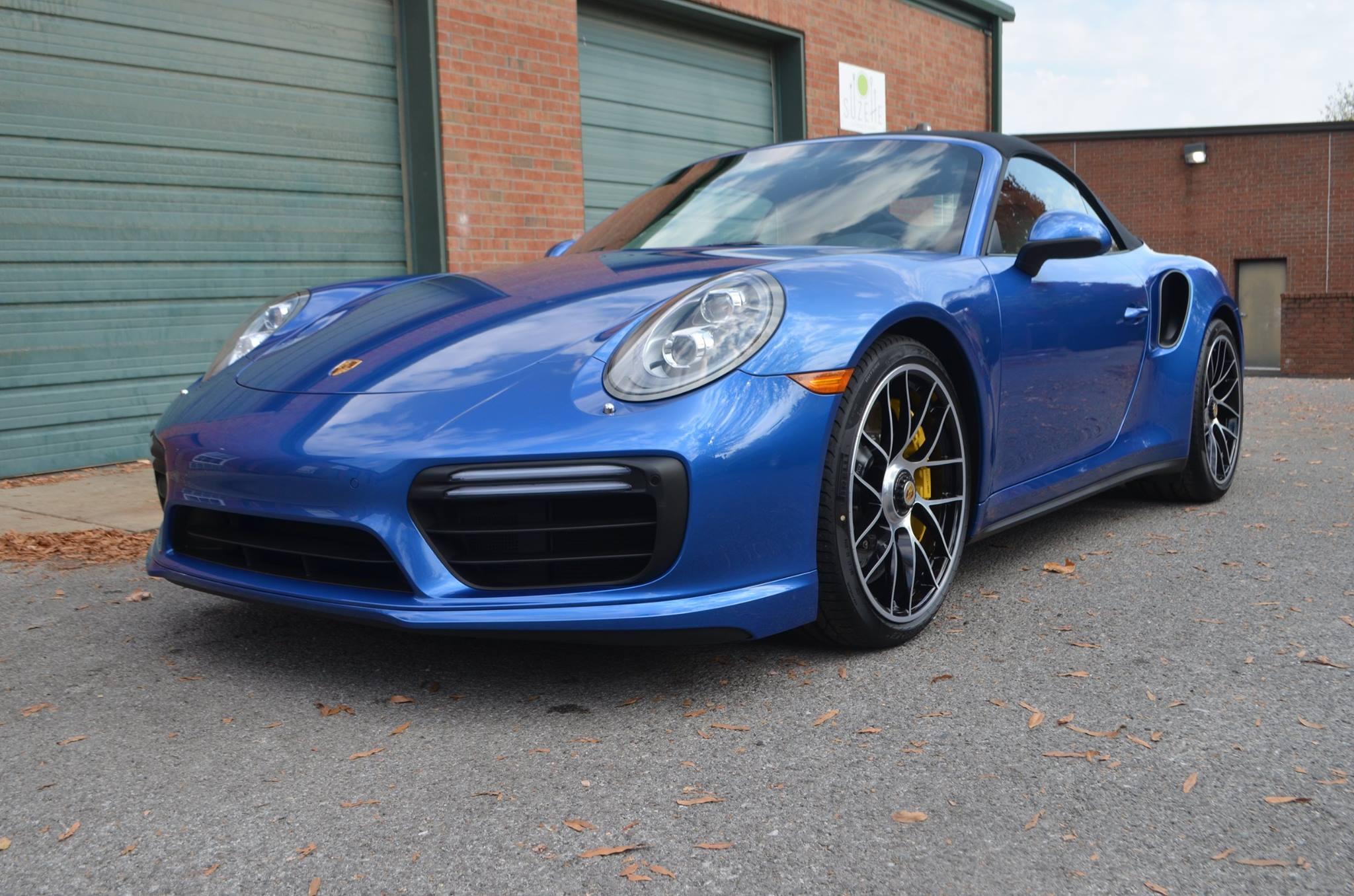 Porsche 991.2: Track Pack PPF, CQ FINEST Reserve