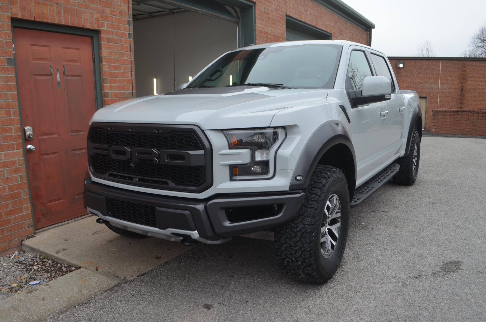 Ford Raptor: Full Body PPF
