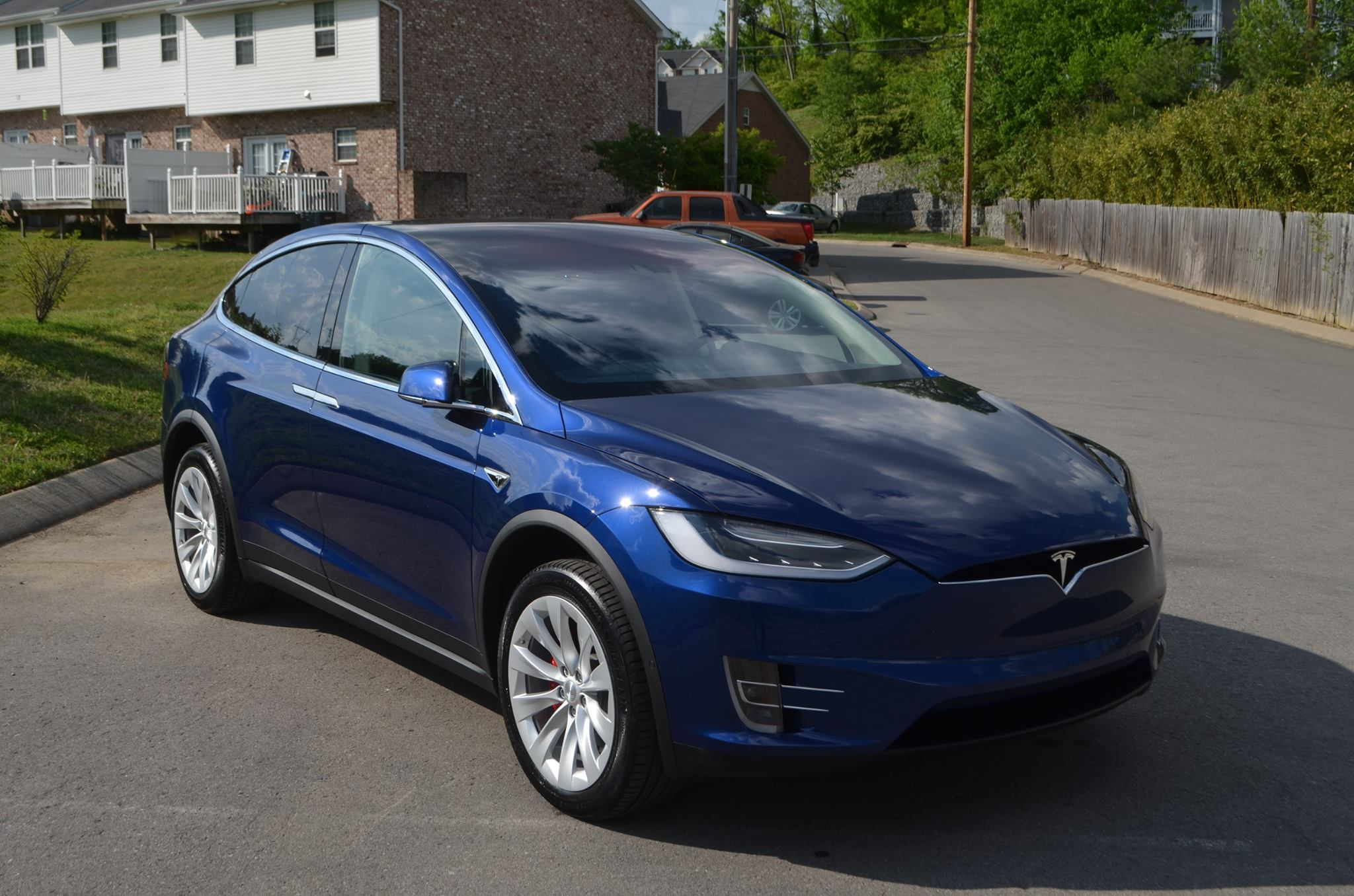 Tesla Model X: Full Body PPF