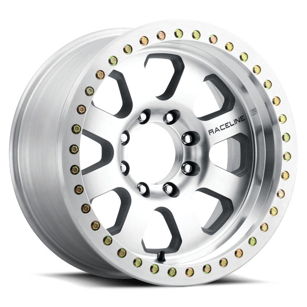"""RT260 Avenger 20"""" - Machined Wheel with Machined Ring"""