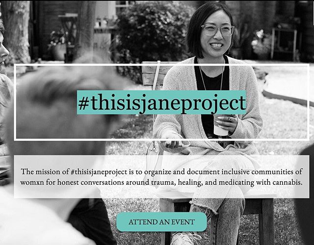 I'm excited to finally announce launch of the #thisisjaneproject website to this community, too! Have you seen it? #linkinbio ⠀ ⠀ If you like storytelling and smashing stigmas— we think you'll like this. ⠀ ⠀ There's still so much to do, but there you'll find info on what we're doing (creating a movement), why (because it's past time we discuss womxn's trauma, healing, and medicating with cannabis), and how YOU can be involved (gathering this Sunday, 5/5 in NoHO (more cities coming soon) w/ participation in a photo activism campaign around these conversations, ways to donate, contribute, or become a Jane Photographer).⠀ ⠀ Thank you @rn_pma & @thegrassclassofficial for all your hard work and dedication in creating this beauty. ⠀ ⠀ #thisisjaneproject⠀ Where Storytelling Meets Healing⠀ Storytelling. Community. Activism. ⠀ ⠀ #cannabisforbreakfast #metoo #traumatalk #thisisjaneproject #IAMjane #destigmatizemmj #WeAreJANE #photoactivism ⠀ #TRAUMATIZED #facesofjane⠀ #womenofcannabis #ALLwomxn⠀ #sparktheconversation #multimediaactivism #trauma #peopleofcannabis #havetheconvo #chronicpain #plantsoverpills #plantmedicine #mmj #womxn #highlymedicated #PTSD #CPTSD #blackandwhite #cannabisfeminist