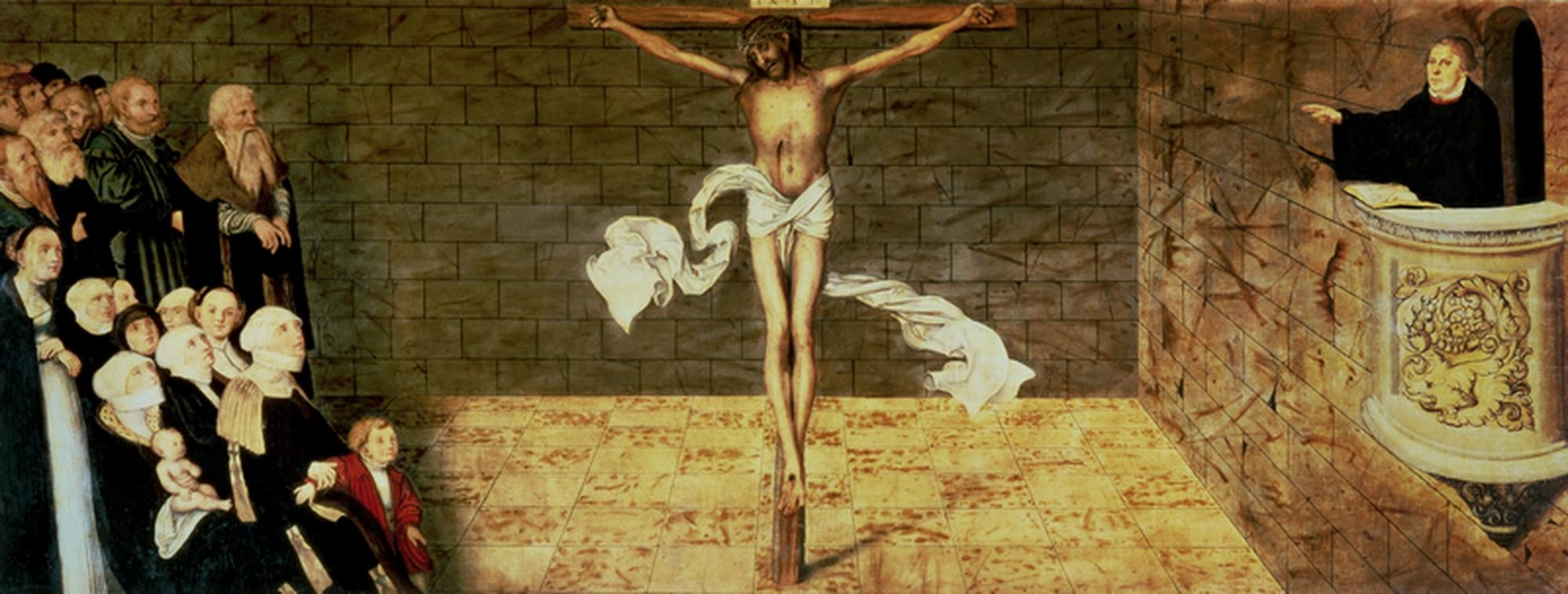 Lucas Cranach, Wittenberg Altarpiece