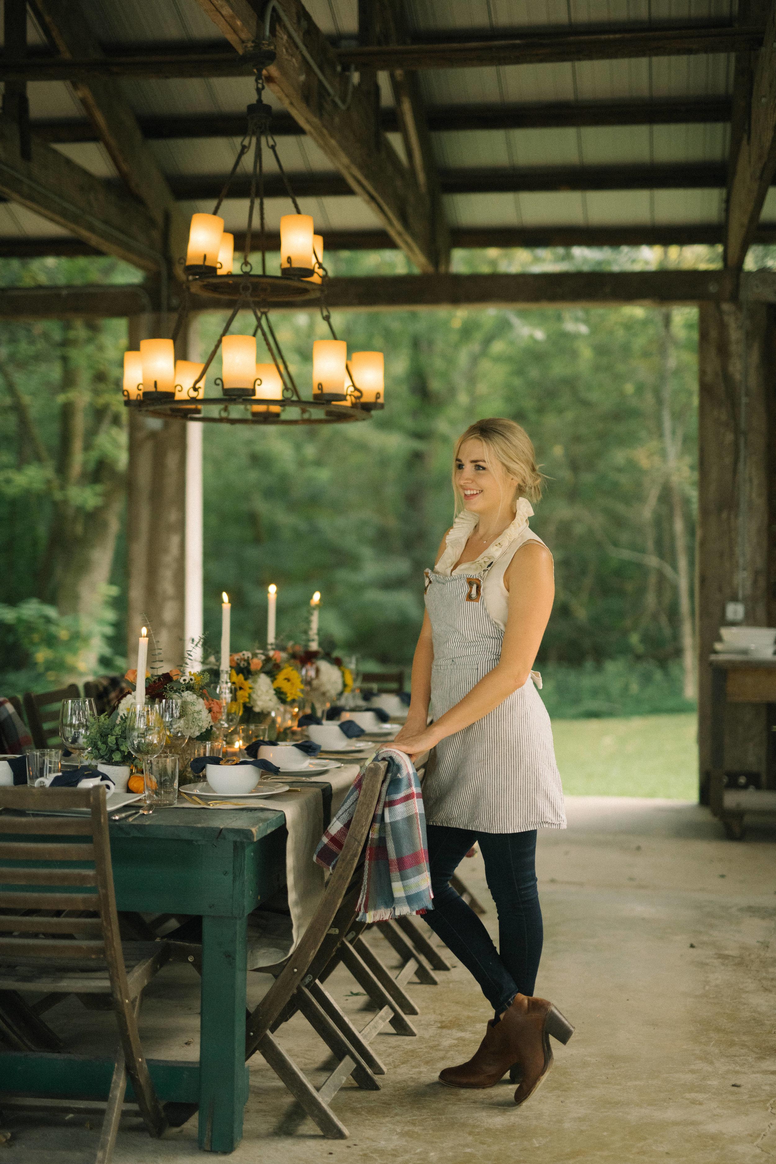 Dinner Party Nashville Bailey Rae - 8