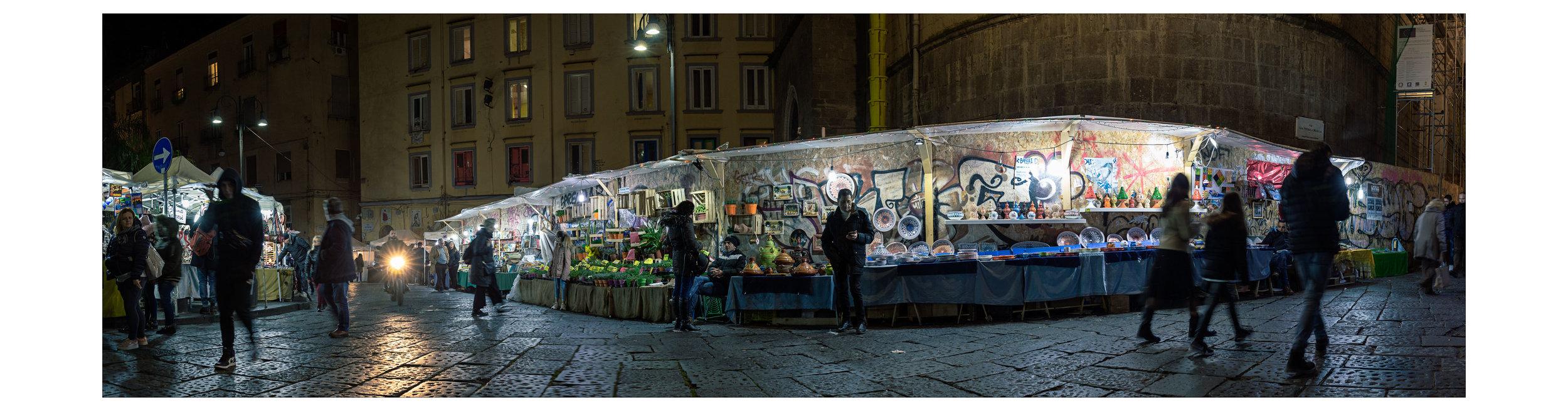 Naples Night Market