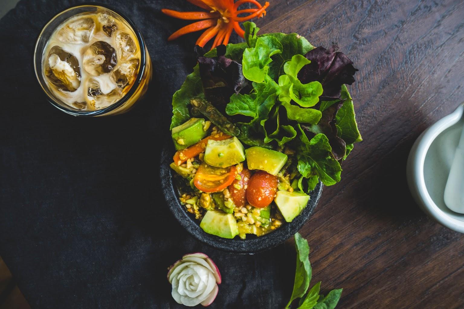 Thai Guacamole Salad