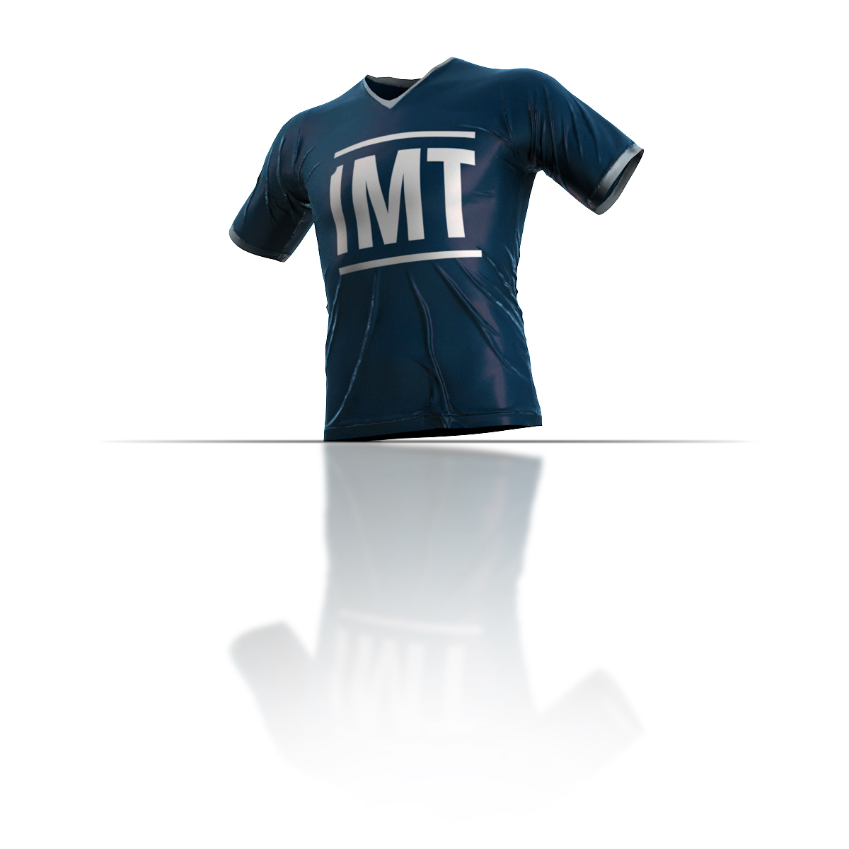 "Art of a jersey with ""1mt"" on it"