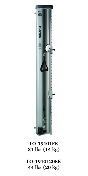 Single Wall Mounted Pulley