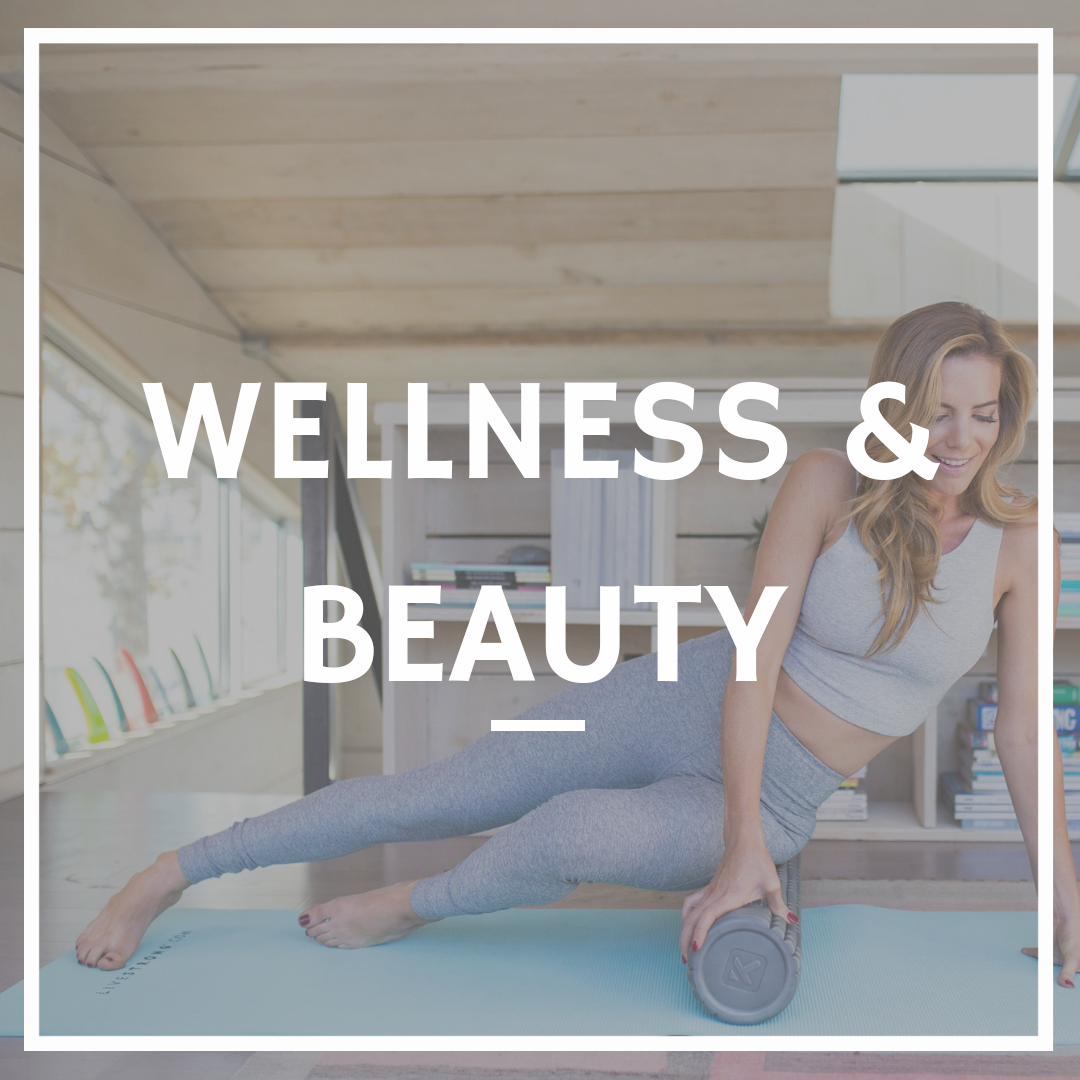 Lifestyle Wellness and Beauty Photography