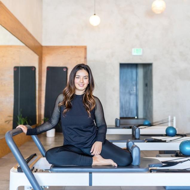 Livestrong + CMS Pilates