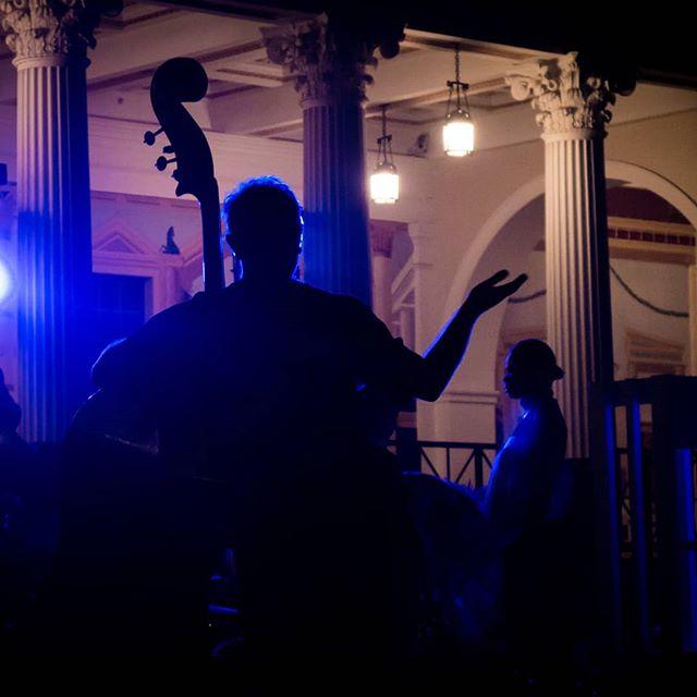 Happy birthday weekend @matt_orenstein ! . . . @fourlarks #katabasis #gettyvilla  #experimentalopera #lethe #bass
