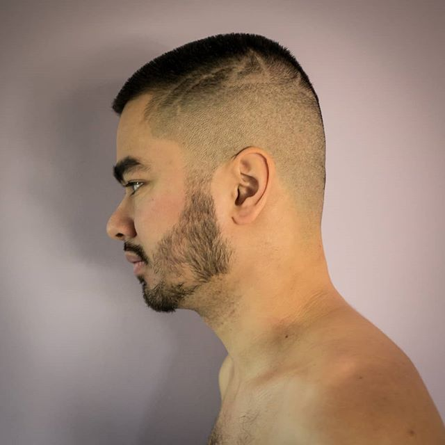 I got some triangles done . . cut by @dreh_cutz courtesy of @cutflixproductions
