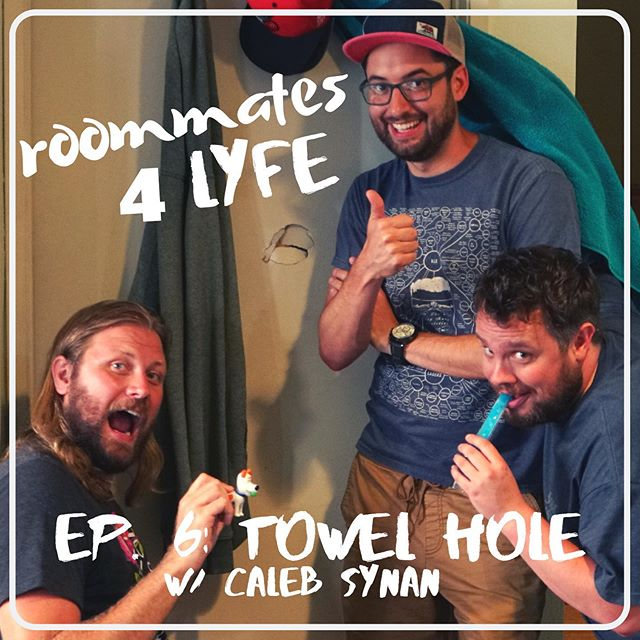 This isn't a comedy podcast! This is lifestyle branded content about being an adult poor. It just happens to be hilarious. Join us this week as we introduce our first ever guest: Caleb Synan! He's got credits, he's got jokes, but most importantly he's our other roommate! Give a listen on Spotify, Apple podcasts and everything else!