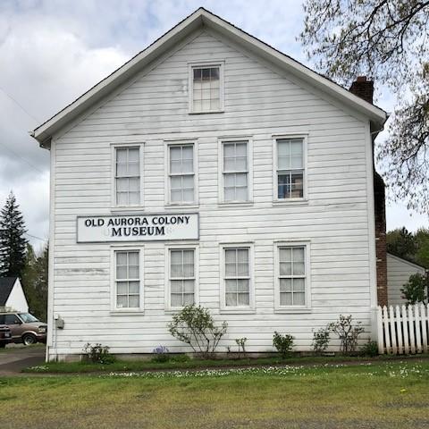 Old Aurora Colony Museum