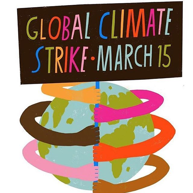 The time to act is now. 1PM, March 15th, Portland City Hall, join us and youth across the nation in striking for justice and kindness to each other, our planet, and the future.