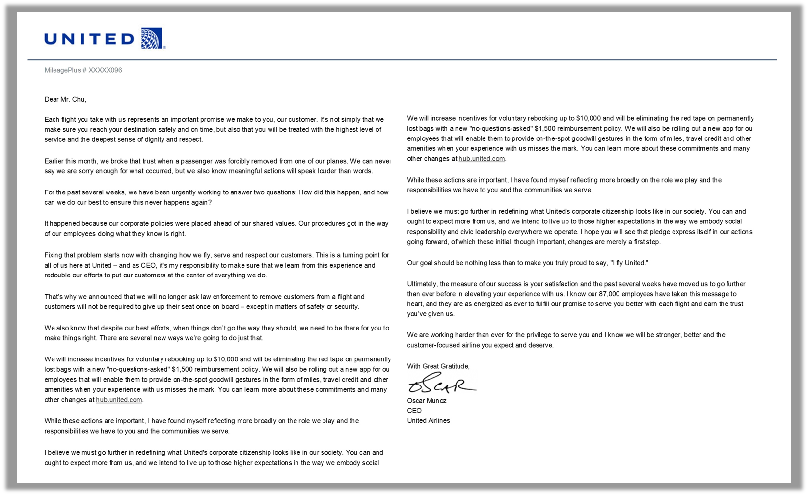 United Airlines Letter.png