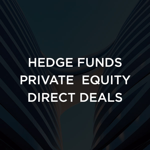 "LEARN MORE <a href=""/hedge-funds-pe-direct-deals"">→</a>"