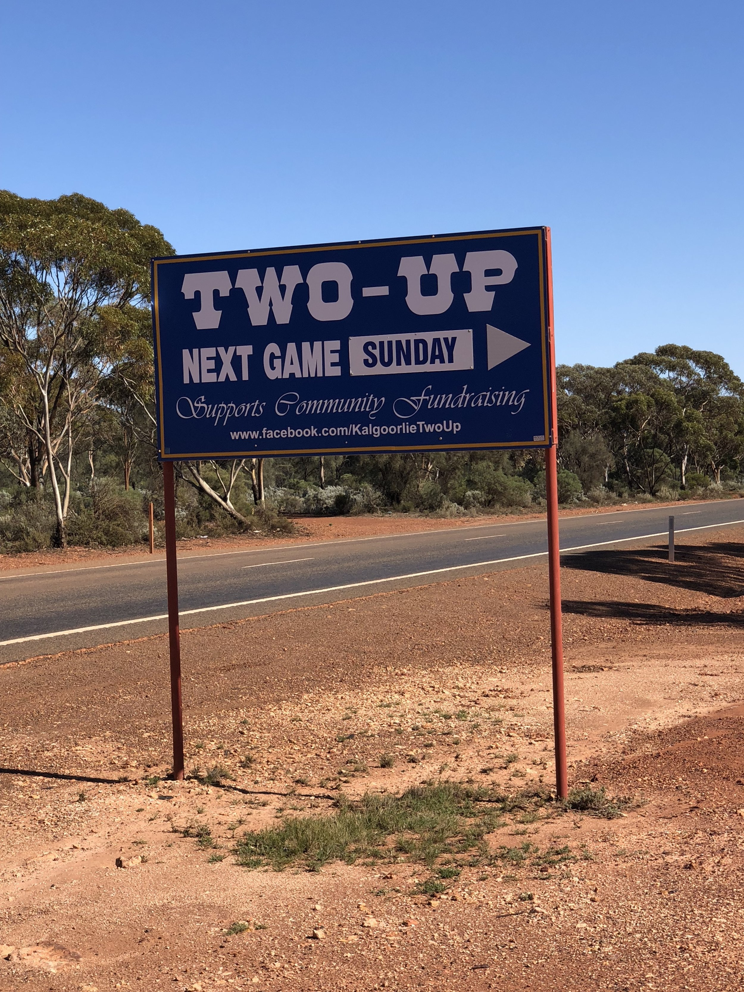 two up shed Kalgoorlie