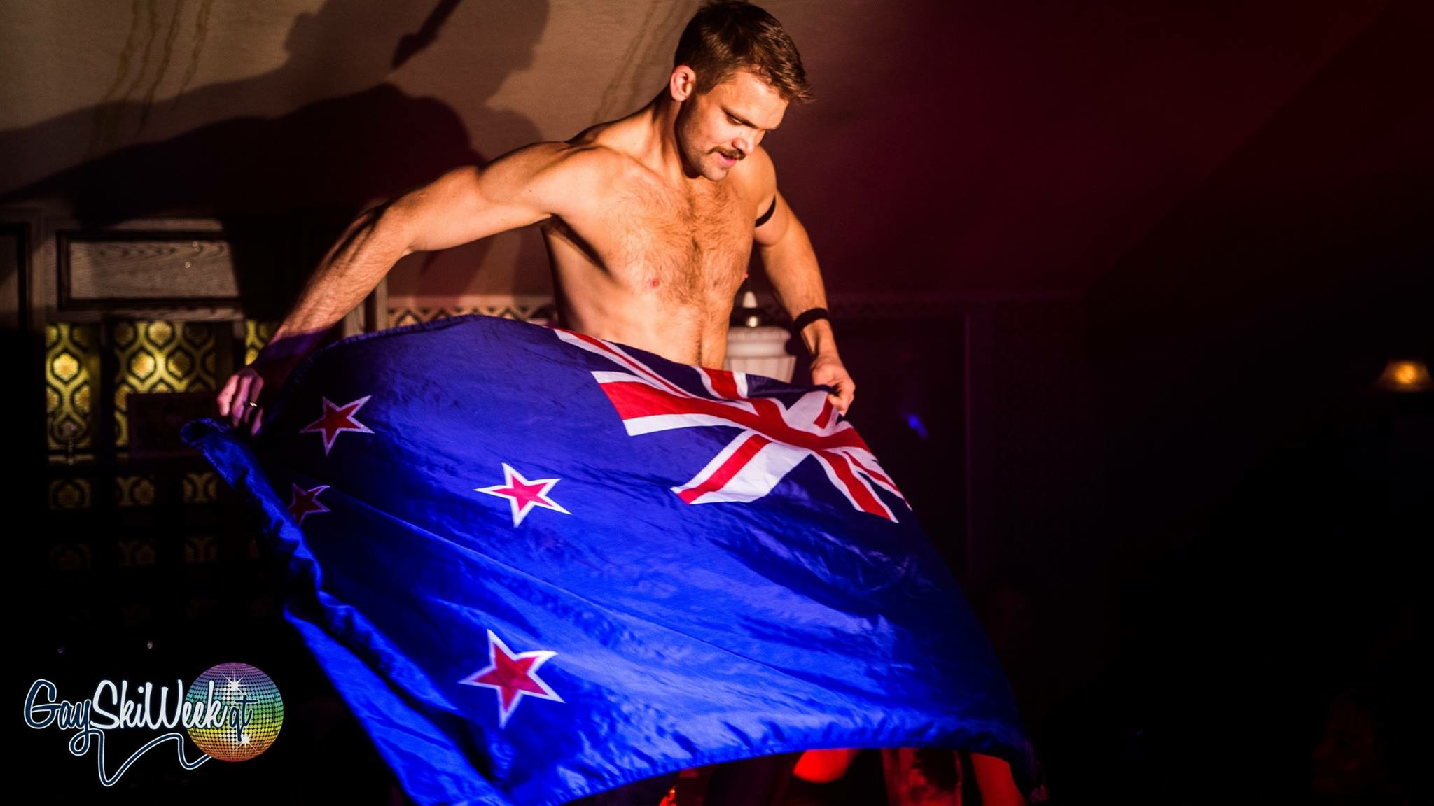 Male Stripper Australia New Zealand Queenstown