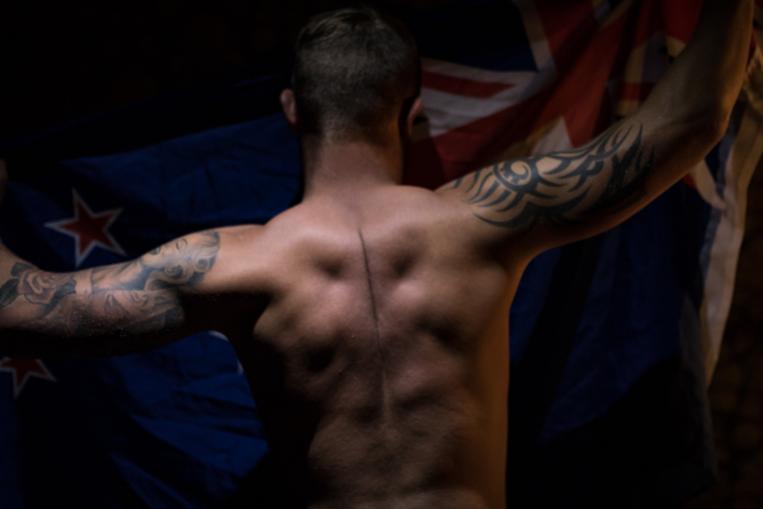 male stripper Queenstown