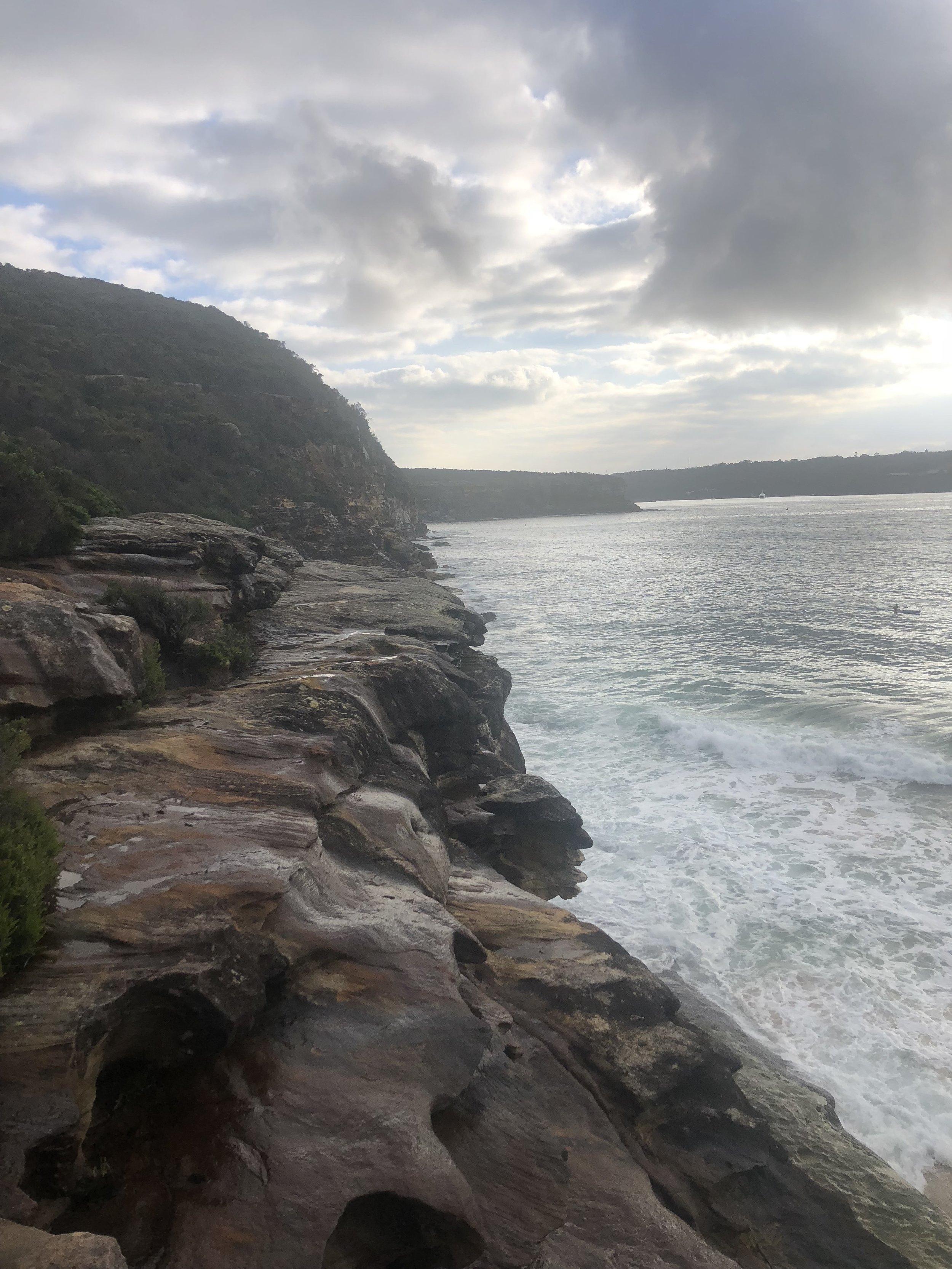 washaway beach Sydney
