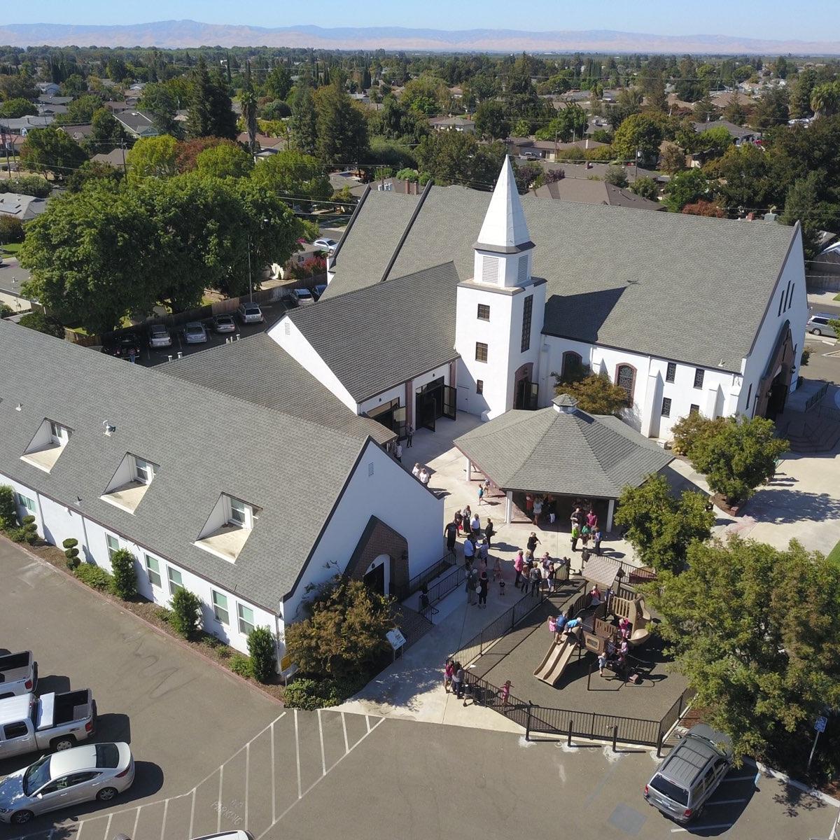 <strong>Calvary Reformed Church</strong><p>Ripon »</p>