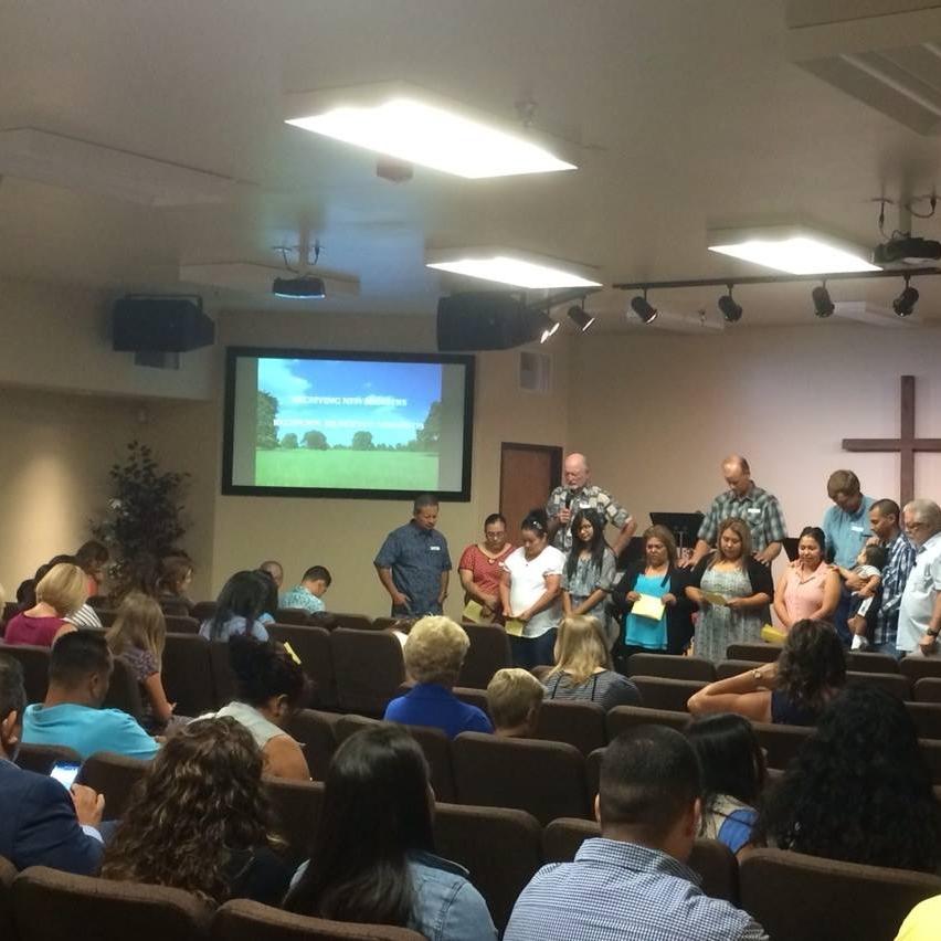 <strong>Iglesia Nueva Esperanza</strong><p>Shafter »</p> New Hope Church /