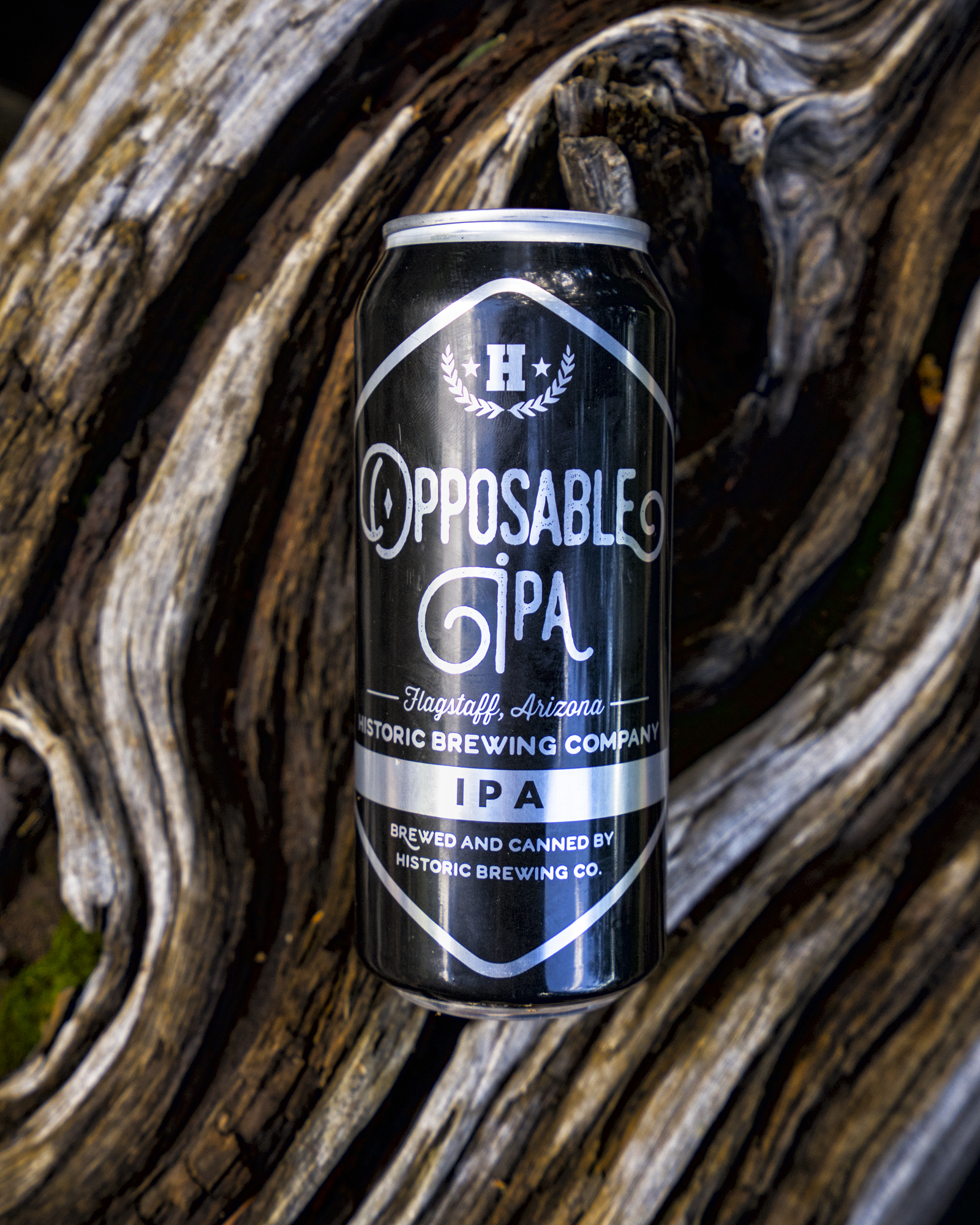 Opposable IPA Beer Chili - Prep time: 5 minutesCook time: 30 minutesServes: 8-2 tablespoons of olive oil-1 medium yellow onion, finely chopped-2 garlic cloves, minced-1.5 lbs of ground beef or turkey-5 tablespoons of chili powder-2 teaspoons of cumin-1 tablespoon of paprika-1-2 teaspoons of salt-1 teaspoon of cayenne pepper-1 14 oz can of crushed tomatoes-1 14 oz can of diced tomatoes-1 can of kidney beans-12 oz of Opposable IPA beer1. In a large pot add your olive oil, garlic, and chopped onion and saute until translucent2. Add in your ground meat and spices and brown until meat is fully cooked3. Add in your beans, tomatoes, and beer, mix all ingredients together, and simmer for 20-25 minutes until flavors are combined and all ingredients are heated4. Serve with cheese, sour cream, green onions or any toppings that float your boat5. Have another Opposable IPA with your meal and cheer as loud as you can for the winning team