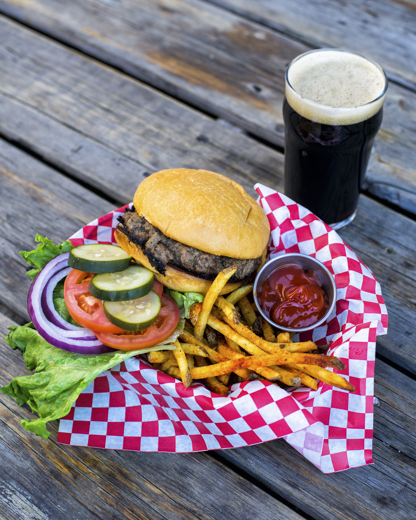 Burger and Single Speed BHF
