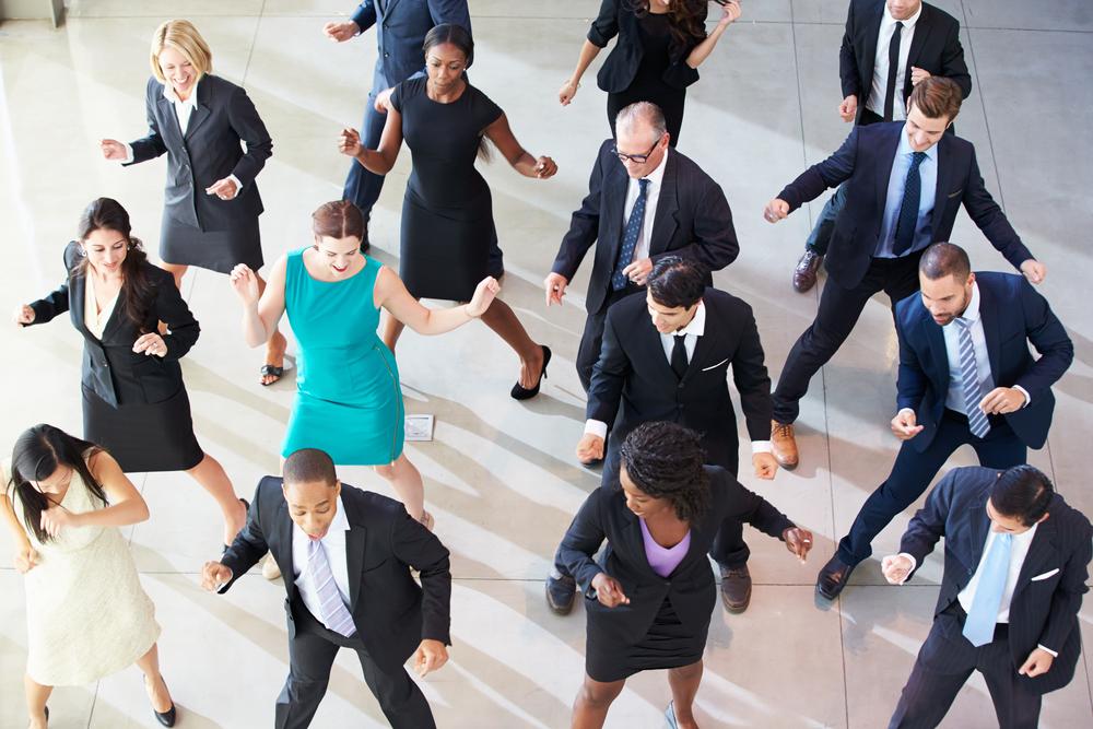 dança empresas