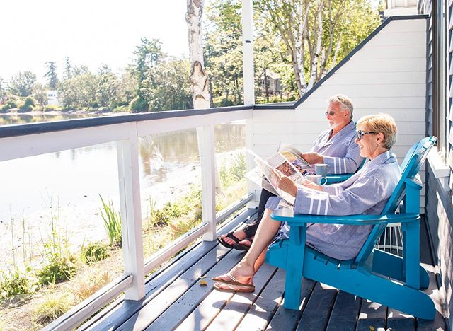 Sunday morning perfection! . . . #couple #couplesgetaway #views #waterfront #onefinestay #investmentproperty #vacay #airbnbmanagment #insta_travel #bcisbeautiful #vancityvibe #ShareTheCoast #shorttermrental #morningbnb #vacation #outside_project #tgif #worldwithoutborders #victoriaviews  #vancityvibe #Best_Airbnb #vacationrental #friyay #weekend #getaway #yyj #yvr #yyc #sunday #goodmorning