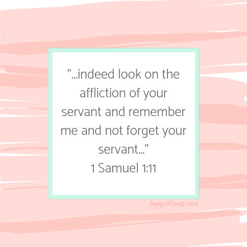 indeed look on the affliction of your servant and remember me and not forget your servant.png