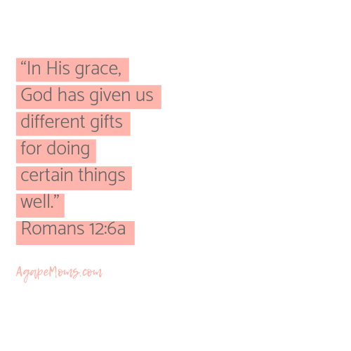 """In His grace, God has given us different gifts for doing certain things well."".png"